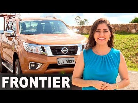 Nova Nissan Frontier 2017 LE 4X4 2018 em Detalhes