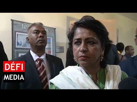 Ameenah Gurib-Fakim : «Ce n'est pas normal que des documents confidentiels soient jetés en pâture»