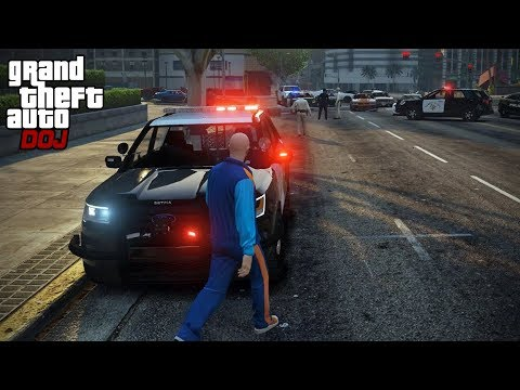 Download Youtube: GTA 5 Roleplay - DOJ 316 - Joy Ride (Criminal)