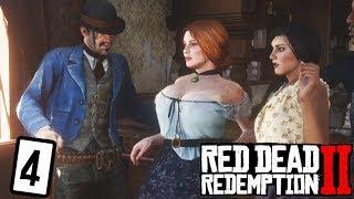 ZACHODNIA TRISS? | Red Dead Redemption 2 [#4]