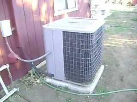 Comfortmaker Soft Sound Series Heat Pump 12113 YouTube