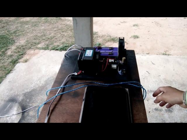 เทสชุดเครื่องเสียงลูกค้า เบส 10 กลางแหลม 6.5 นิ้ว