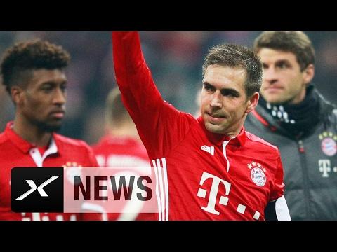 Hammer! Philipp Lahm beendet Karriere im Sommer | FC Bayern