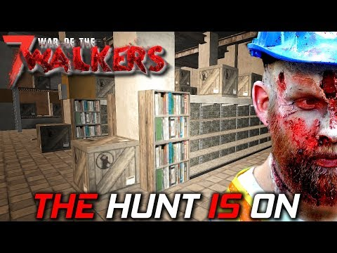 The Hunt Is On | WOTW MOD | 7 Days To Die...