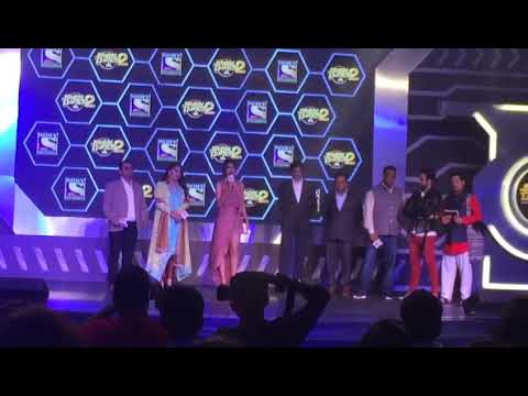 Thumbnail: Shilpa Shetty speaks about R.K Studio Fire at the Super Dancer 2 launch | Spotboye