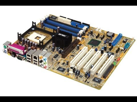 Asus P4P800-E Socket 478 Motherboard Overview