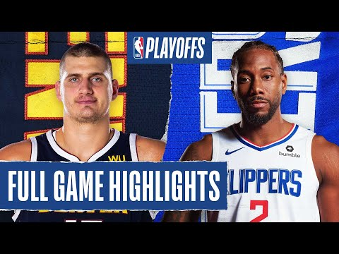 NUGGETS at CLIPPERS | FULL GAME HIGHLIGHTS | September 15, 2020