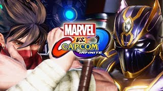 FATHER, FORGIVE ME! Black Panther - Marvel Vs. Capcom Infinite: Online Matches