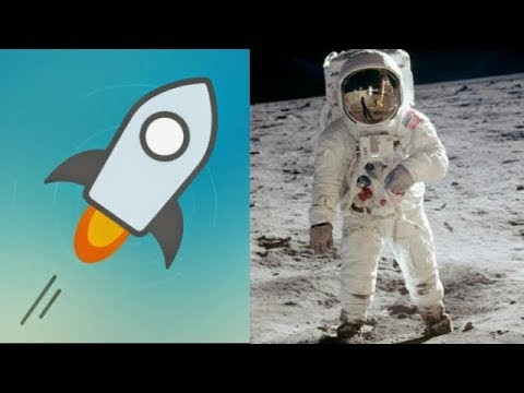 Stellar Lumens MoonShot Possibility in 2019! XLM Price Prediction and Analysis