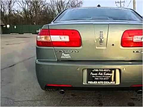 2008 Lincoln Mkz Used Cars Chicago Heights Il Youtube