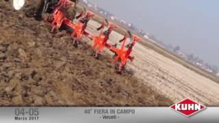 KUHN alla Fiera in Campo di Vercelli - 2017