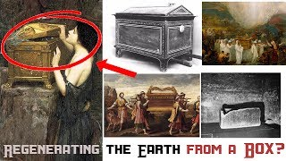 "60,000 year old Genetic ""Reset Device"" ? Pandora's box, Ark of the Covenent, ""Ark of Noah"""
