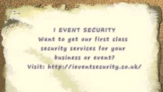 Ievent Security Companies In London