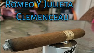 Cigar of the Day ,Romeo Y Julieta, Clemenceau