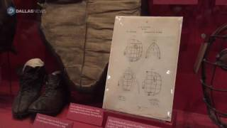 The evolution of catchers gear on display at the Baseball Hall of Fame