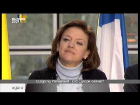 agora special - european elections 2009 - part 1