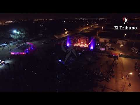 Los Nocheros mostraron su show en La Fiesta de la Empanada Salteña