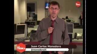 Tiene que llover a cántaros - Juan Carlos Monedero