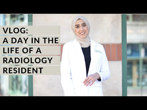 A Day In The Life Of A Radiology Resident