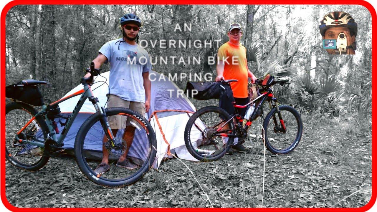 Bikepacking Documentary: Mountain Bike Camping & MTB ...