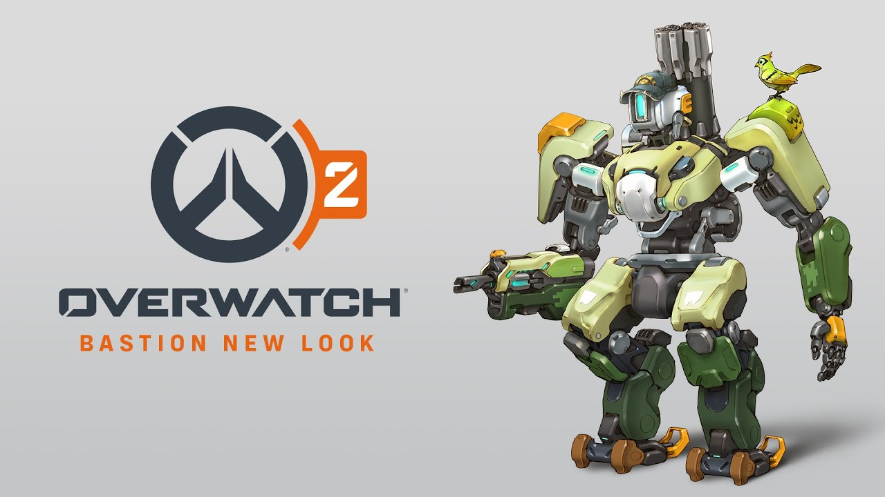Download Overwatch 2 | Bastion New Look