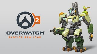 Overwatch 2 | Bastion New Look
