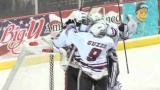 UMass Hockey Highlights From 4-2 Win Over Boston College