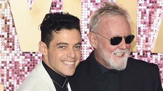 BOHEMIAN RHAPSODY World Premiere Interviews - Rami Malek, Brian May, Roger Taylor, Lucy Boynton