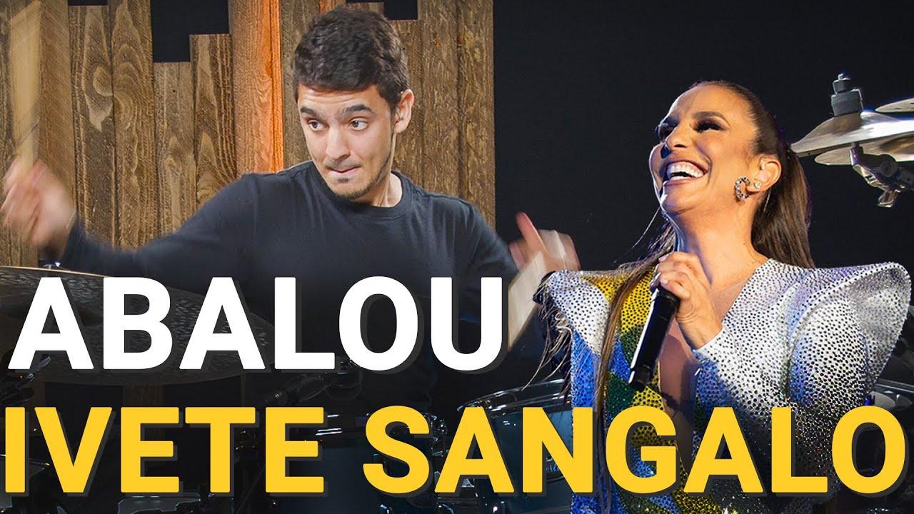 Download IVETE SANGALO - ABALOU - BRUNO VALVERDE - DRUM PLAYTHROUGH