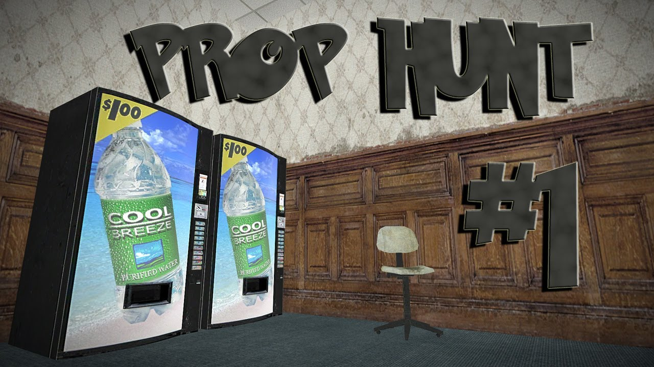 all free games for prop hunt