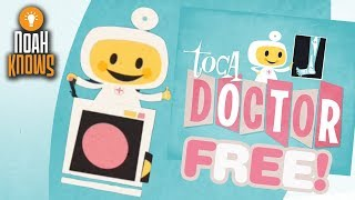 Toca Doctor Is Free!