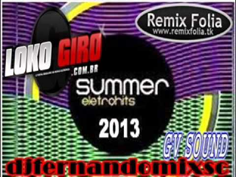 o cd summer eletrohits 9 2013