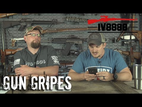 Gun Gripes #154: H.R. 5103, They Want to Tax Guns To Death
