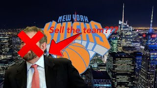 Saving The Franchise... New York Knicks Rebuild Nba 2k20