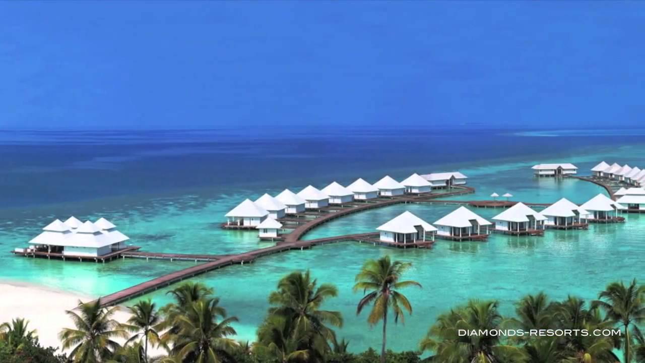 DIAMONDS ATHURUGA MALDIVES - YouTube