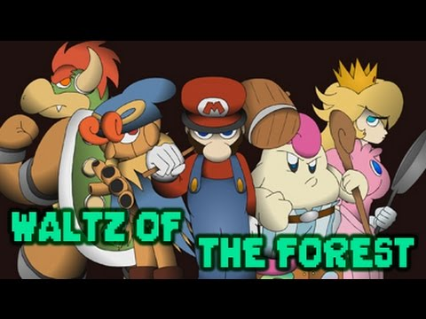 Super Mario RPG: Waltz of the Forest