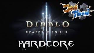 Diablo III: Reaper of Souls HC w/ JONTRON