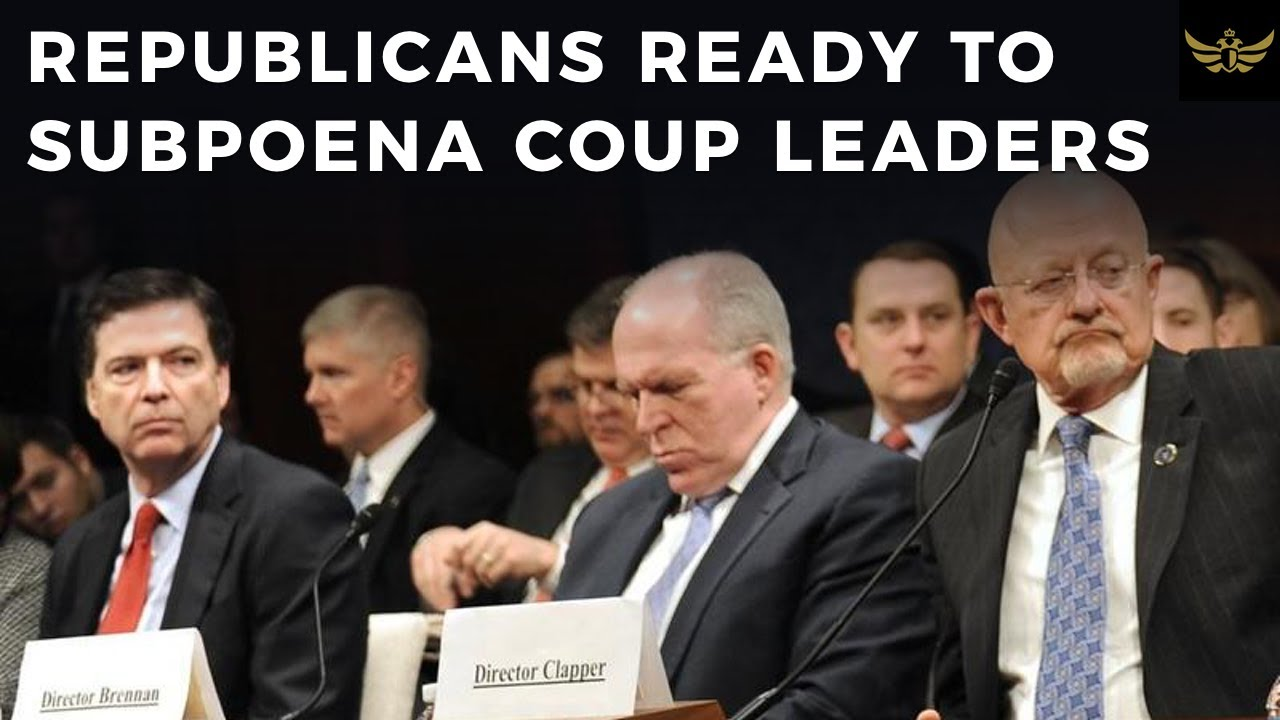Disgraceful delay! Republican Senate finally approves subpoenas for Russiagate ringleaders