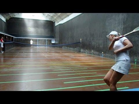 Day4:- British Ladies Real Tennis Open Singles & Doubles Championships & Handicap Doubles Tournament
