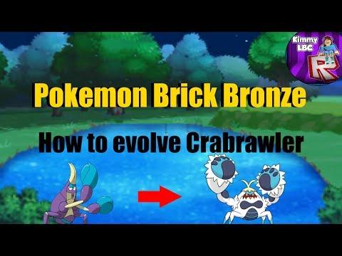how to solve pokemon brick bronze puzzle