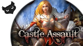 Tabletop Tuesday | CASTLE ASSAULT | Overview/How To Play