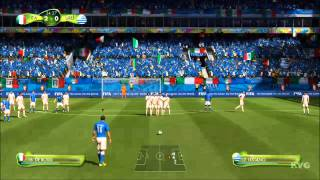 Video 2014 FIFA World Cup Brazil - Italy vs Uruguay Gameplay [HD] download MP3, 3GP, MP4, WEBM, AVI, FLV Juni 2017