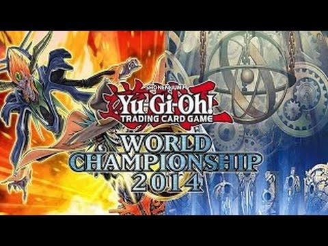 YGO World Championship 2014 Finals - Sehabi Kheireddine (Infernity) VS Shunsuke Hiyama (Artifacts)