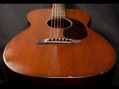 1934 Martin 0017 Guitar Demo at Sound Pure