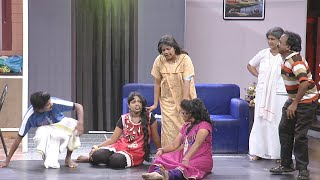 Comedy Festival I Superb funny family skit I Mazhavil Manorama