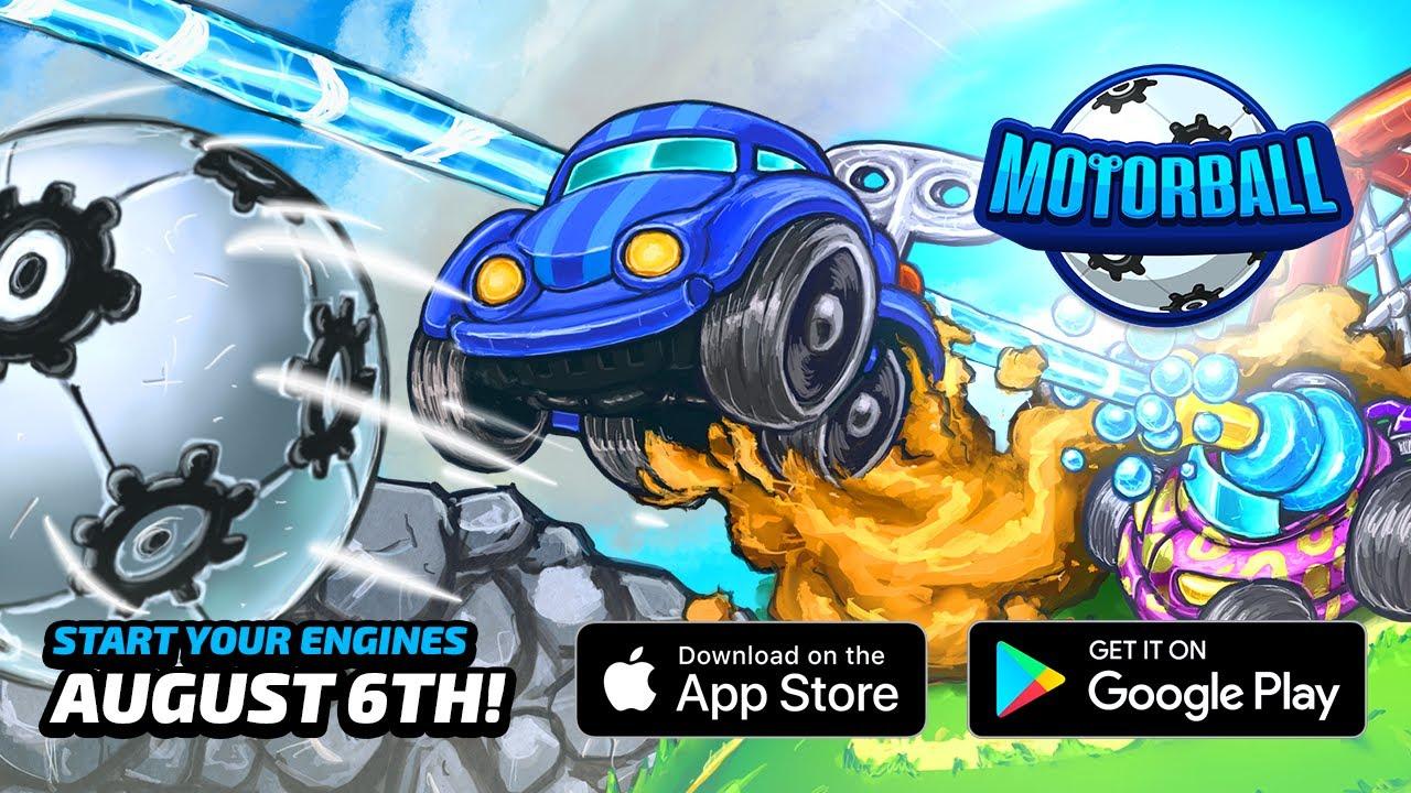 Motorball - Launch Trailer