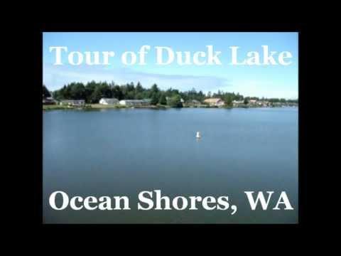 Duck Lake, Ocean Shores, WA