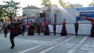 Gambar cover Грузинские народные танцы (дети)