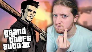 GTA 3, czyli jedna wielka kontrowersja