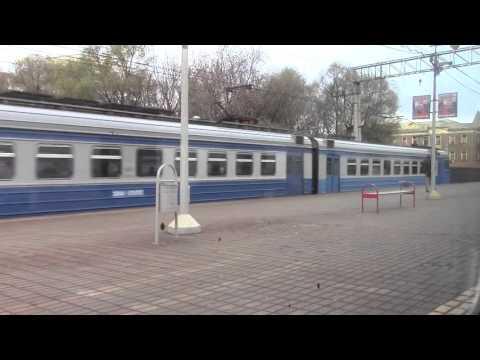 Ярославский вокзал - Фрязино-пассажирская на ЭД4М-0245